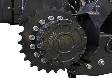 robomax - forestry mulcher - cogwheel - energreen america professional machines