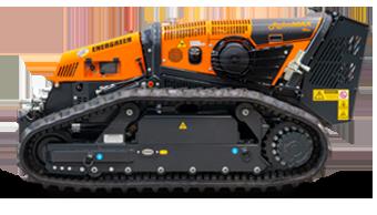 robomax - forestry mulcher - energreen america professional machines
