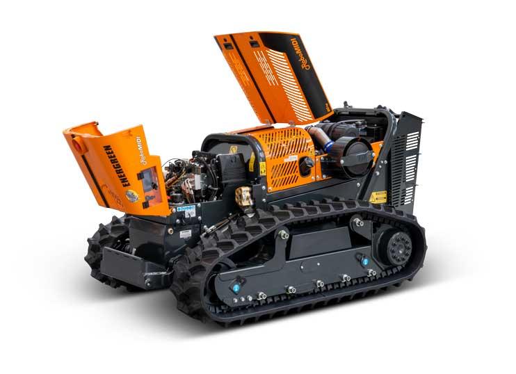 robomidi - components quality - energreen america professional machines